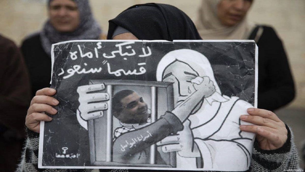 Detainees' institutions: occupation authorities arrested (197) Palestinians on April 2020
